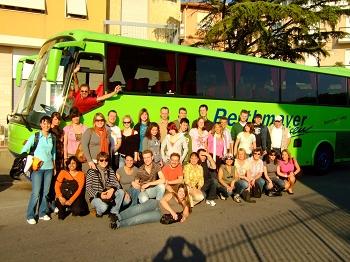 Busreise nach Nizza