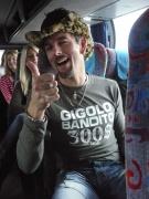 Busfahrt nach Köln