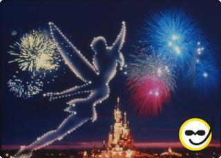 Disneyland an Silvester