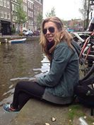 me relaxing #iamsterdam