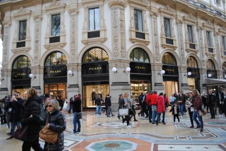 Busreise, Shoppingtrip nach Mailand