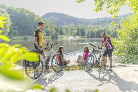 E-Bike Tour rund um Stuttgart