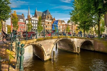 Amsterdam Tour 3 - Sergey Borisov - fotolia