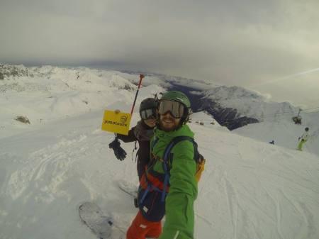 Skifahren Ischgl