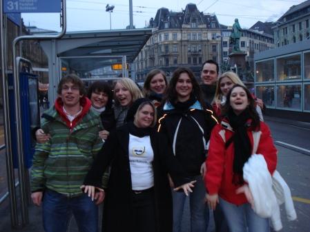 Silvester-Kurztrip nach Zürich mit jomotours!